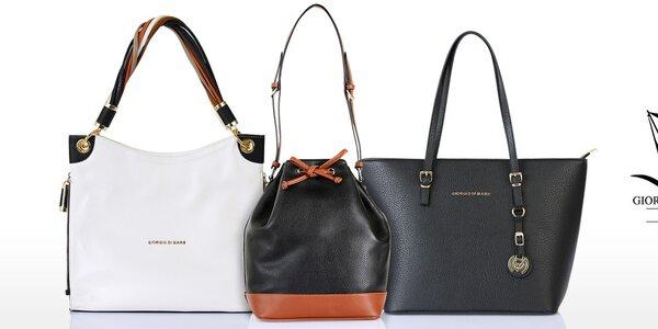 Neodolateľné kabelky a peňaženky Giorgio di Mare
