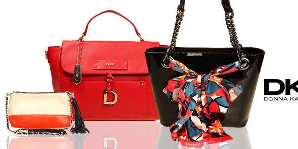 Okúzľujúce kabelky, opasky a ďalšie doplnky DKNY