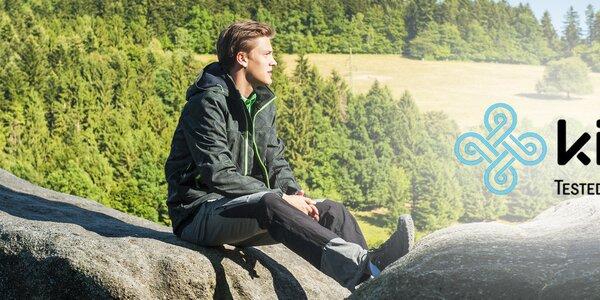 Pánske jarné a letné outdoorové oblečenie Kilpi