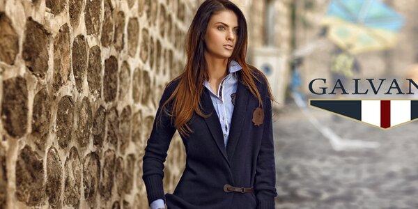 Galvanni - úžasná dámska športová elegancia