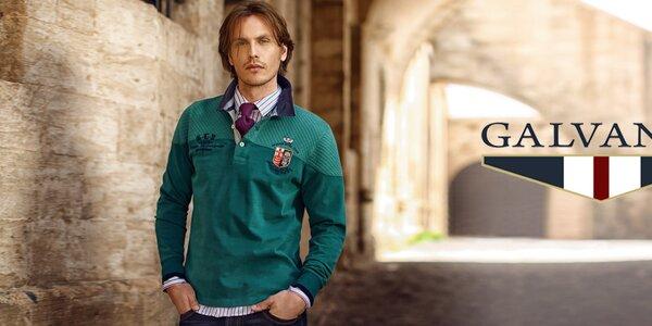 Galvanni - štýlová móda pre mužov