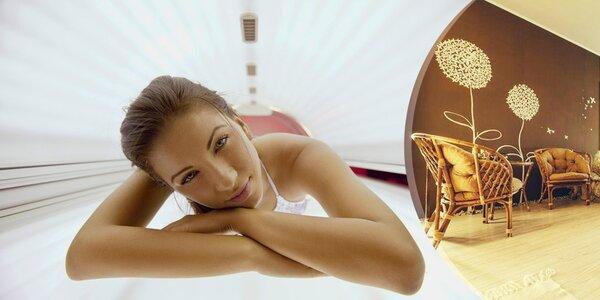 Bronzová kráska z TURBO solária
