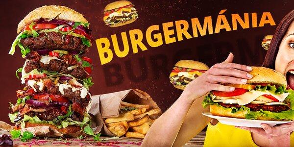 Burgermánia