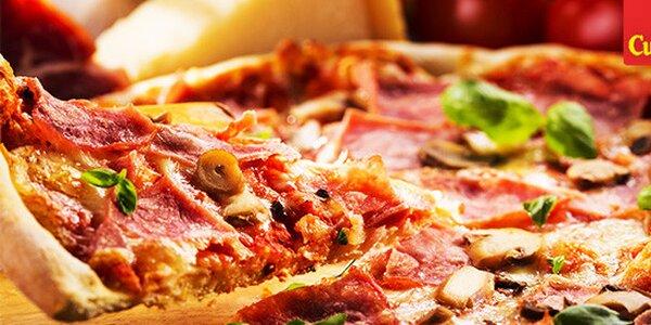 26 druhov fantastickej pizze v Cult Clube