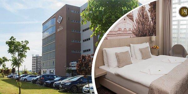 3-dňový pobyt v Košiciach pre 2 osoby s raňajkami