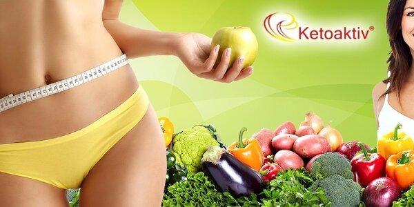 KETOAKTIV®- proteínová diéta pre každého