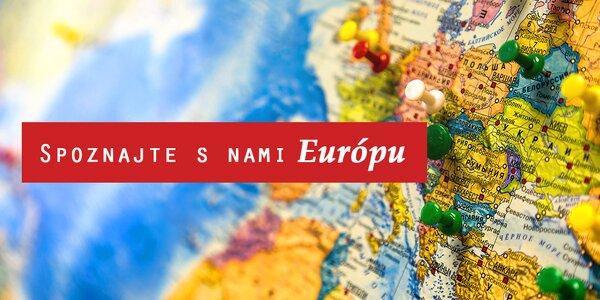 Spoznajte s nami Európu