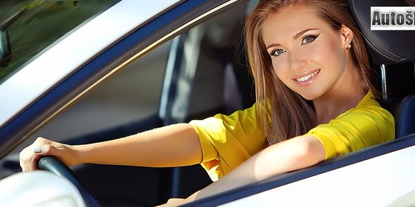 Opäť za volant! Kondičné jazdy v Autoškole Vaniš
