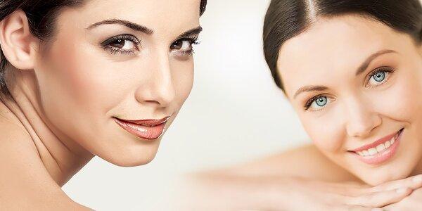 Hĺbkové čistenie alebo masáž tváre ultrazvukom