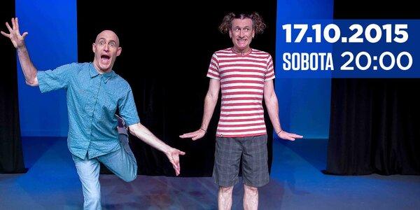 Vstupenka na Umbilical Brothers - The Kid´s Show