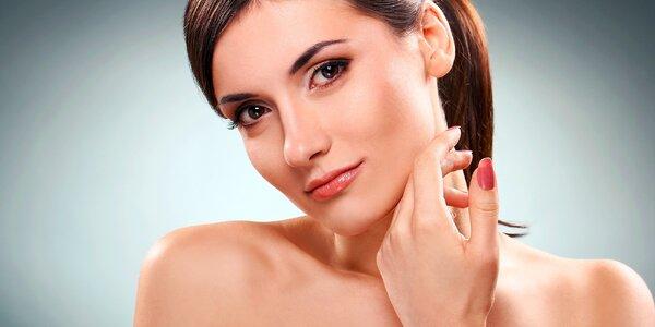 Diamantová mikrodermabrázia, skin scrubber a ozonizér