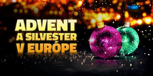 Európske dobrodružstvo aj cez Advent a na Silvestra