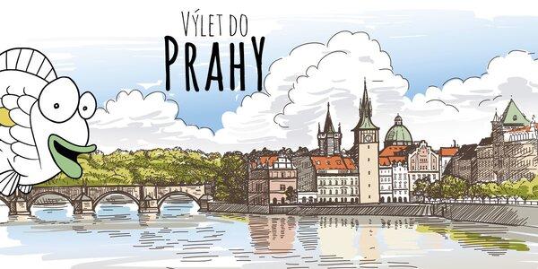 Na výlet do PRAHY!