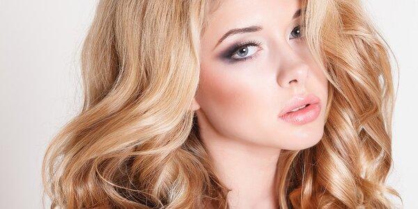 Nový strih aj s komplexnou starostlivosťou o vlasy v salóne Dubai Sun