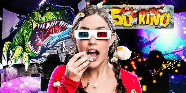Nové 5D kino – lepšie ako realita