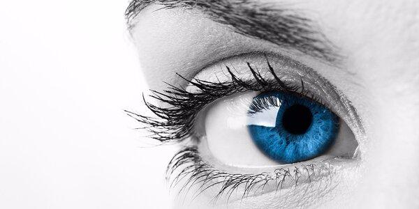 Bezbolestná operácia oboch očí excimerovým laserom v Košiciach!