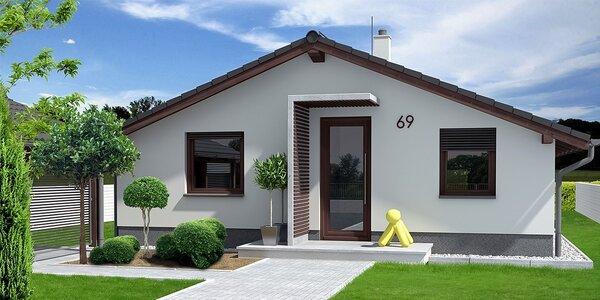 Rodinný dom Stilo alebo Stilo START aj s pozemkom a kompletnou výstavbou do 75…
