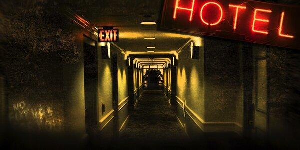 Prežite peklo a dostaňte sa z tajuplného hotela - až 12 miestností!