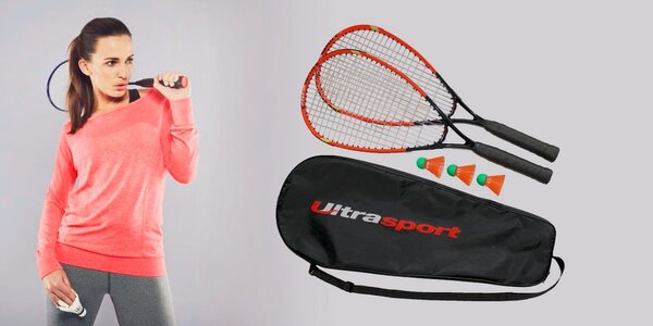 Speedminton Ultrasport 2-pack