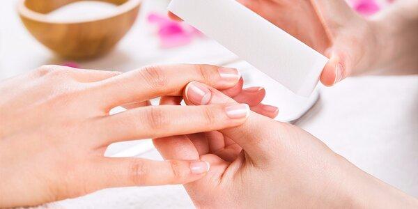 Japonská manikúra alebo gel lak pre dlhotrvajúci lesk, farbu a spevnenie