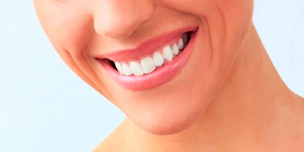 Zúbky ako perličky s dentálnou hygienou