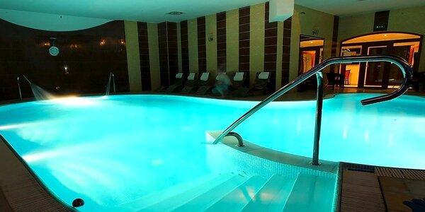 Obľubený wellness pobyt pre 2 vo Veľkom Mederi, iba 5 min od aquaparku!