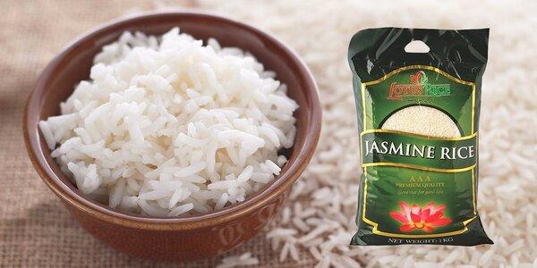 Jazmínová ryža 1000 g