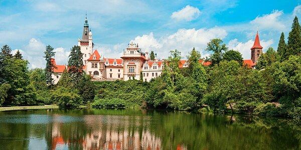3 dni v hoteli Tulipán v Průhonicích pri Prahe
