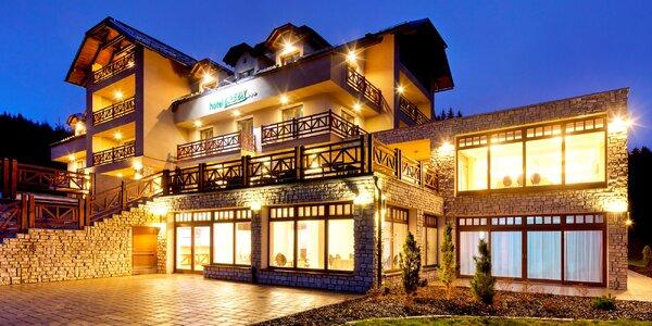 Jesenný wellness pobyt pre 2 osoby až na 4 dni s polpenziou v hoteli Green na…