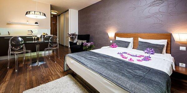 Luxus, wellness a pohoda v hoteli FIS JASNÁ****