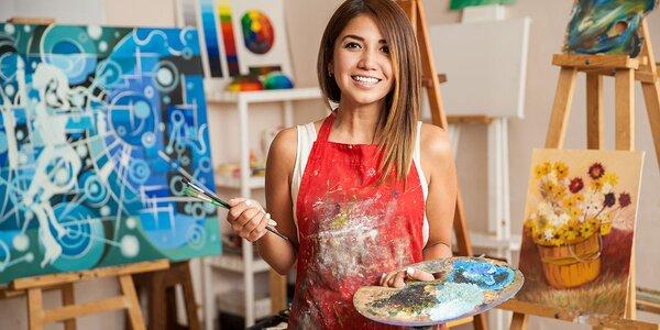 Príprava na talentové skúšky na stredné a vysoké školy výtvarného smeru