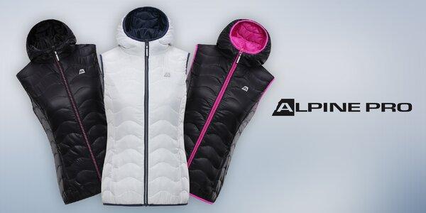 Štýlové babie leto: Ľahká vesta Alpine Pro