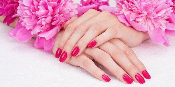 Gel lak, japonská manikúra alebo gelové nechty