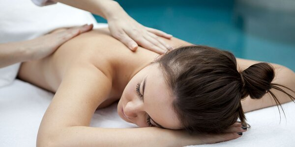 Lymfatická, reflexná či relaxačná masáž + darčekový voucher na ďalšiu masáž!