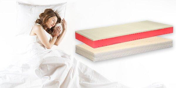 Usteľte si na vzdušnom latexovom matraci - vyberajte z rôznych rozmerov