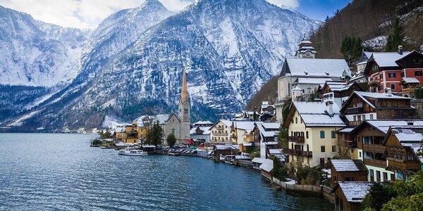 Poznávací zájazd: Rozprávkové jazero Wolfgangsee a Hallstatt