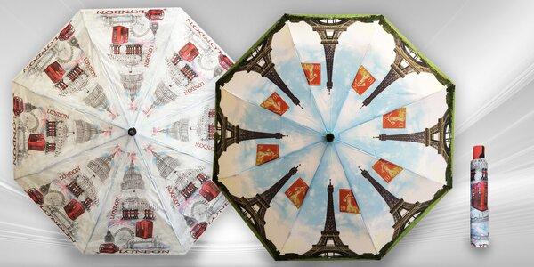Originálne dáždniky RealSTar s automatickým otváraním