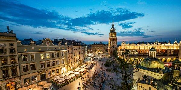 Prehliadka rozprávkového vianočného Krakowa