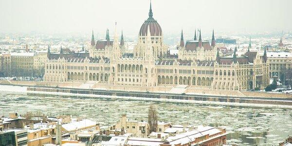 Poznávací zájazd do Budapešti aj s návštevou Tropicaria!