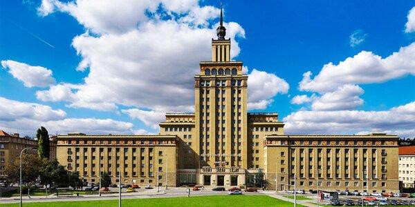 Pobyt v centre Prahy pre milovníkov jedného z nakrajších európskych miest,…