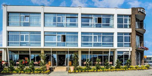 Relax v Hoteli Samaria a v peknom prostredí Šamorína; deti do 6 rokov zdarma!