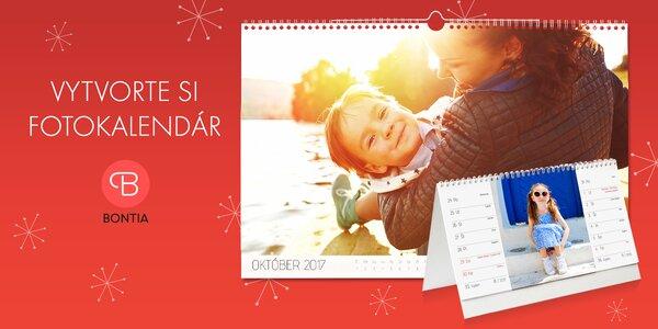 Vytvorte si EXTRA VEĽKÝ kalendár z vašich fotiek! Krásny darček nielen pre…