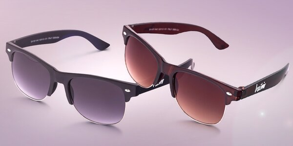 Moderné okuliare od českej značky Kašmir