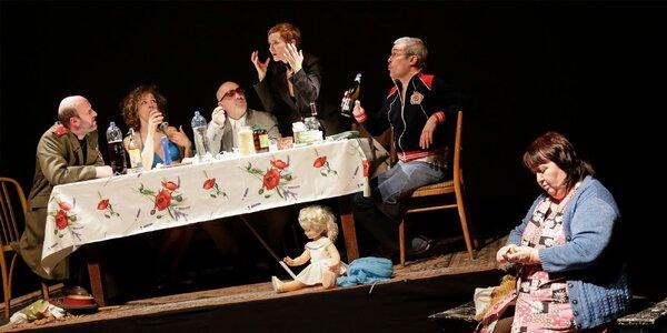 Predstavenie TAbu (Ťapákovci 2016) v divadle SkRAT