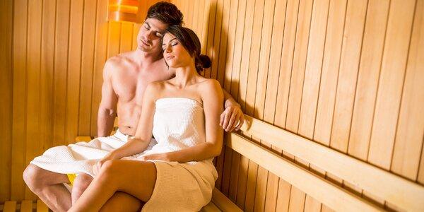 Zohrejte sa v privátnej fínskej saune pre dvoch + rehydratačný nápoj