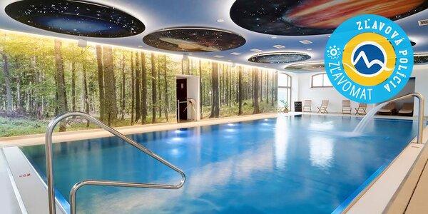 Exkluzívny pobyt v prekrásnom areáli Masarykov dvor*** s TOP wellness svetom a…