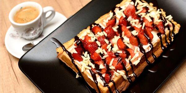 Vyskladajte si XXL domáce wafle podľa svojej chuti - na výber vyše 1000…