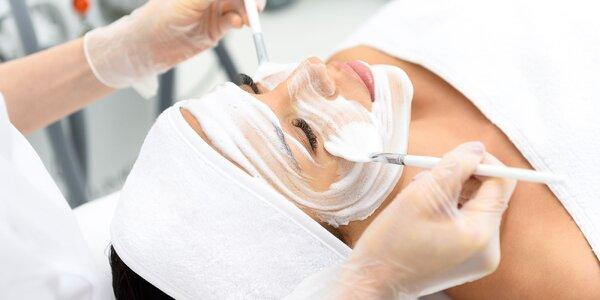 Chemický peeling alebo TIP-TOP omladzujúce ošetrenie pleti