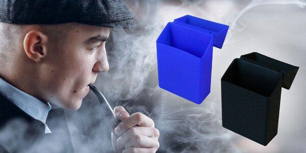 Silikónové obaly na cigarety. Na výber z 8 farieb.