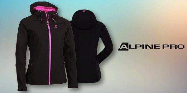 Nepremokavá dámská softshellová bunda Alpine Pro